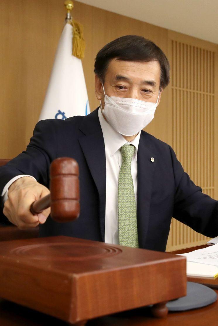 이주열 한국은행 총재.(이미지 출처=연합뉴스)