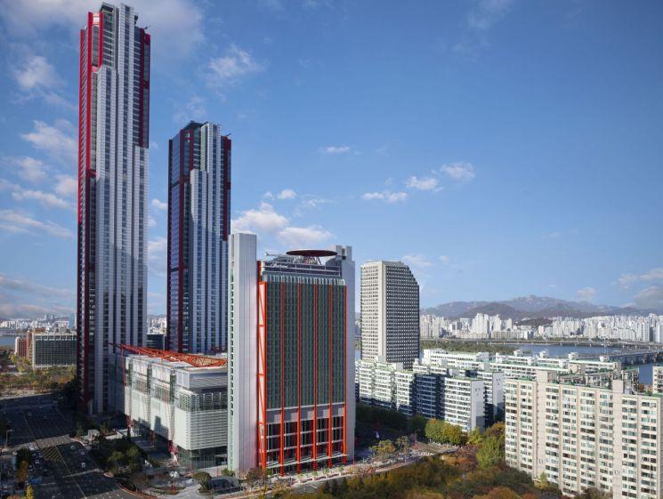 페어몬트 앰배서더 서울 전경(사진제공=페어몬트 앰배서더 서울).