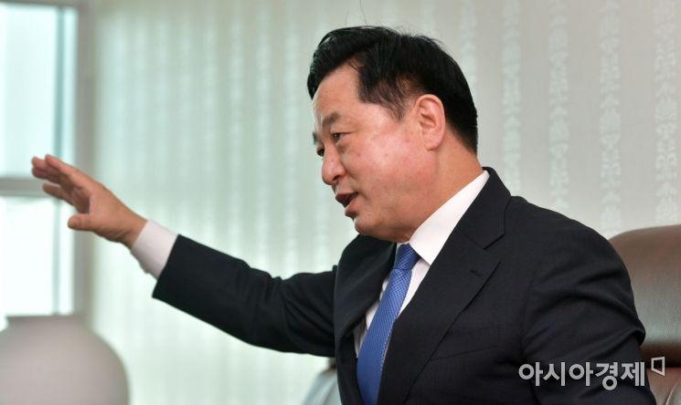 김두관 더불어민주당 의원.