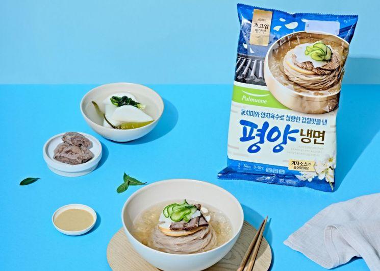 풀무원 '평양냉면'.