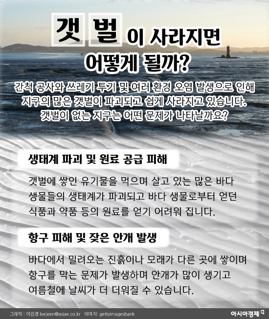 [카드뉴스](환경의날 특집) 당연히 있어야 할 00가 내일 사라진다면?