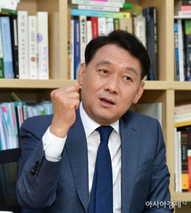 이광재 더불어민주당 의원./윤동주 기자 doso7@