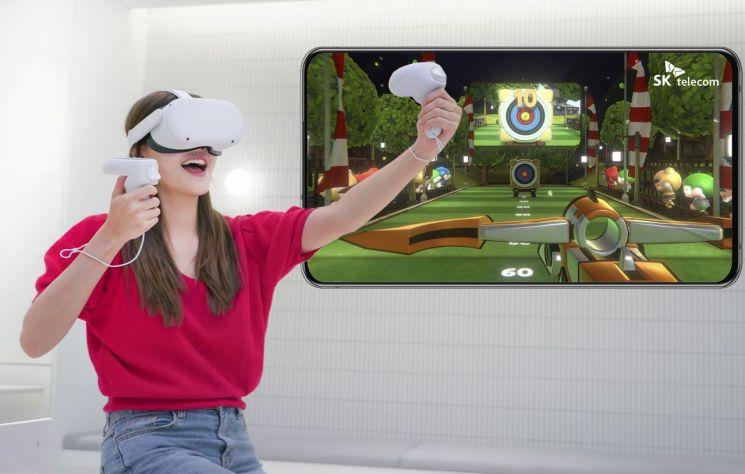 SKT, VR 멀티플레이게임 '크레이지월드 VR' 9일 정식 출시