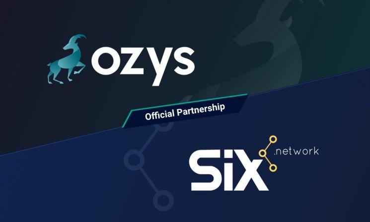 FSN ASIA-식스네트워크, 亞 최대 디파이 사업자 '오지스'와 협력 MOU 체결