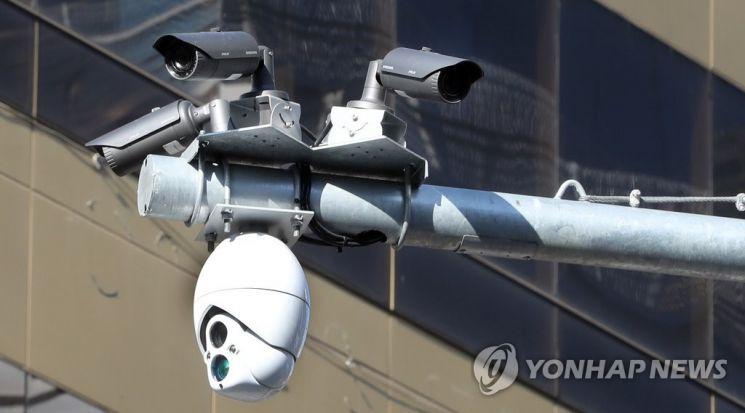 도로를 감시하는 고성능 CCTV / 사진=연합뉴스