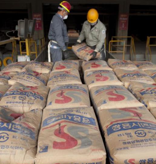시멘트 가격이 7년 만에 5.1% 인상된다. [사진제공=연합뉴스]