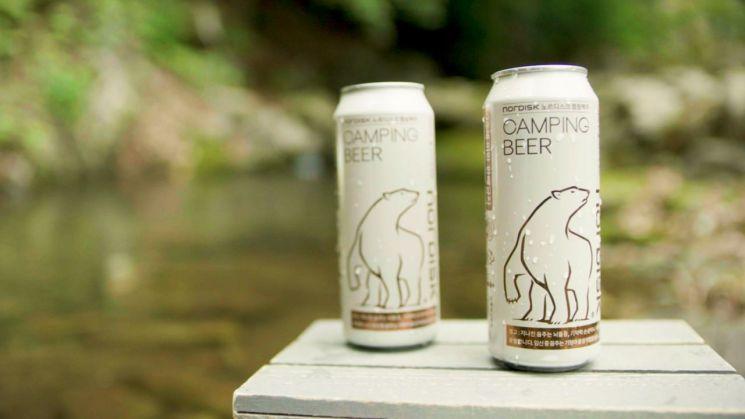GS25에서 판매하는 노르디스크 맥주.