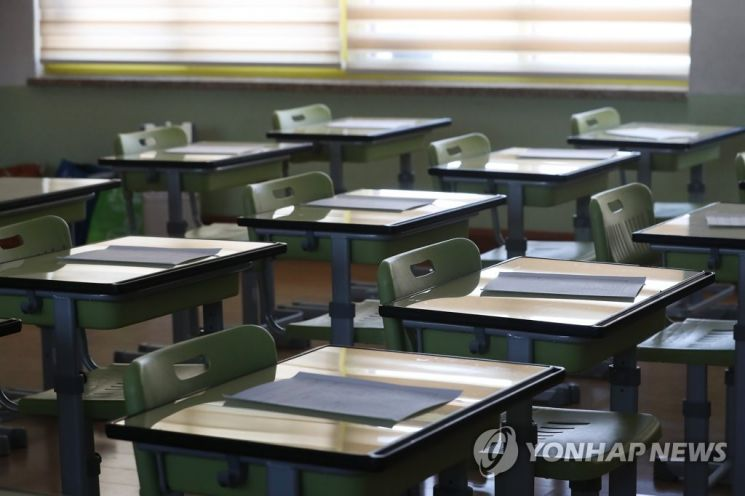 서울의 한 초등학교 교실./사진=연합뉴스