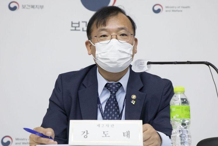 """정부, 국산 코로나19 백신 선구매 추진…""""3분기 임상 3상 총력 지원"""""""