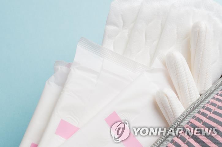 여성 위생 용품./사진=연합뉴스