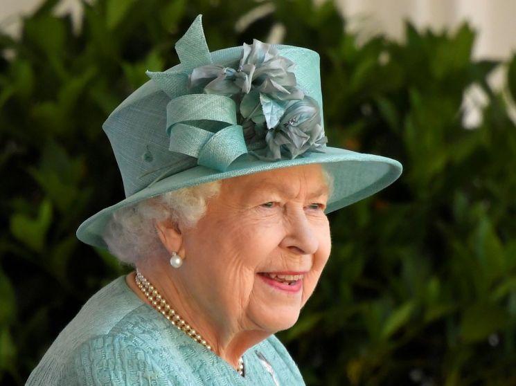 영국 엘리자베스 2세 여왕 [이미지출처=로이터연합뉴스]
