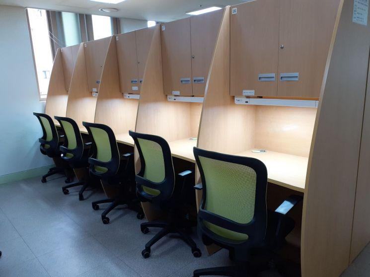 송파구 내 온·오프라인 독서실 학습 환경 개선