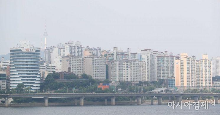 [포토]서울 아파트 매수 심리 상승