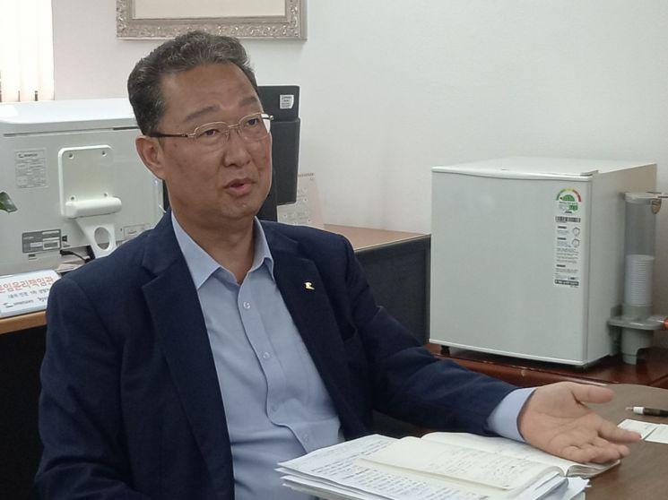 서원주 공무원연금공단 자금운용단장