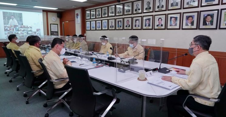 [포토] 산림청, 전국 산사태 방지 관계관 회의
