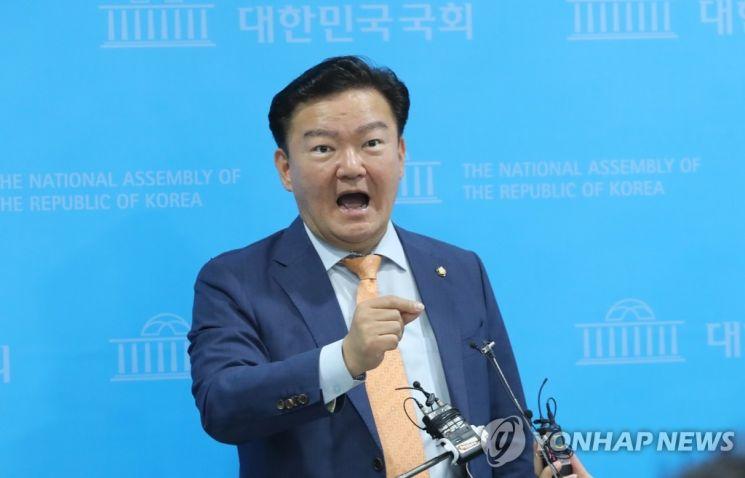 민경욱 전 국민의힘 의원./사진=연합뉴스