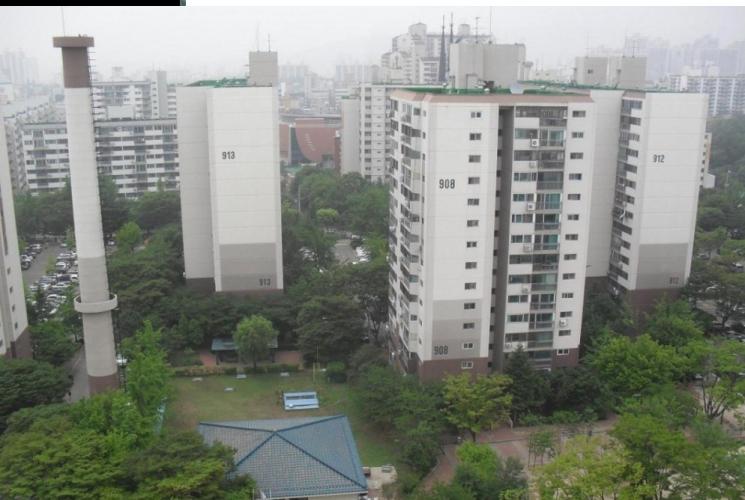 서울 강동구 명일동 고덕주공9단지(사진=고덕주공9단지 홈페이지)