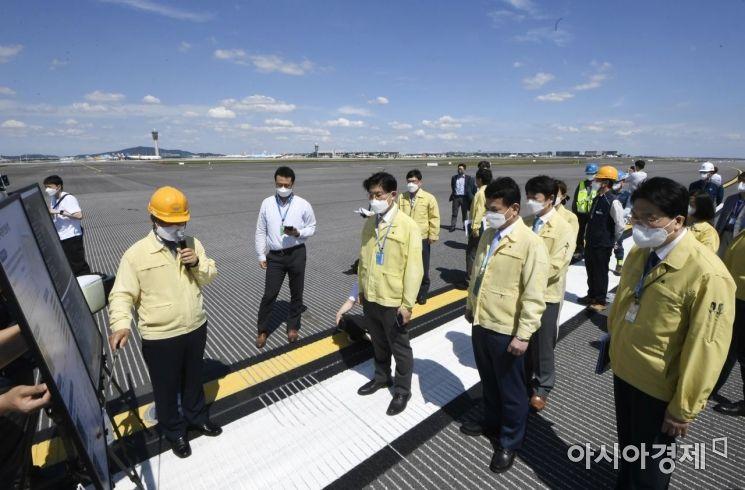 [포토]인천국제공항 제4활주로 17일 운영 시작