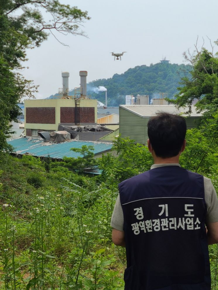 경기도, 폐수 무단방류 등 환경오염행위 '특별단속'