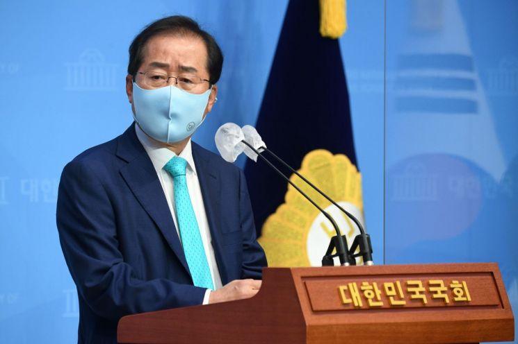 홍준표 무소속 의원 [이미지출처=연합뉴스]