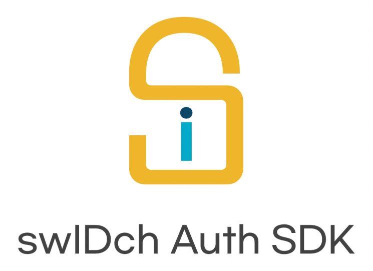 센스톤의 올인원 인증보안 소프트웨어 개발 키트(SDK) 'swIDch Auth SDK' 로고. [사진제공 = 센스톤]