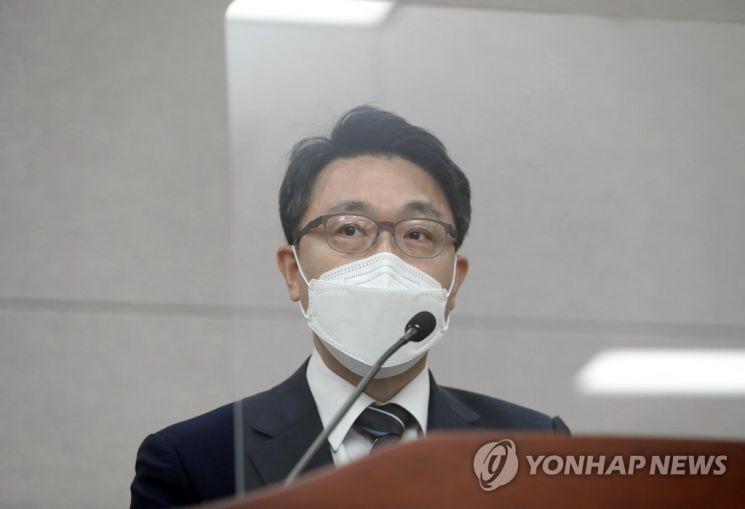 """김진욱 """"고발사주 의혹, 수사해야 했다"""""""