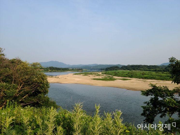 경기도 연천군 임진강 유역 [아시아경제 DB]