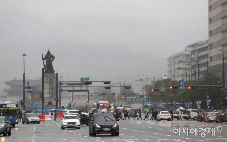 [내일 날씨]'Nublado' en todo el país ... Ocasionalmente llueve en el área metropolitana y el área de Chungcheong