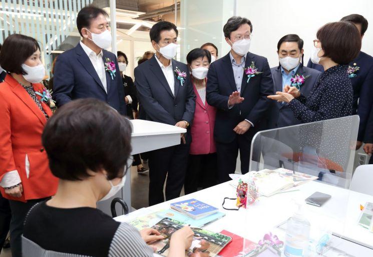 영등포구 '평생학습 대표도시' 재탄생... YDP미래평생학습관 개관