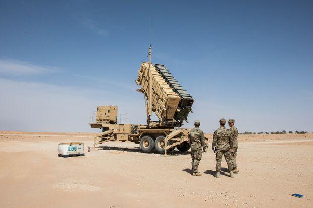 미군, 중동서 일부 철수…중·러 견제용
