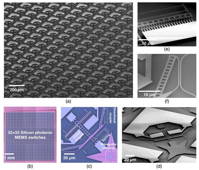 10만배 빠른 반도체 기반 '광-라우터' 양산 성공