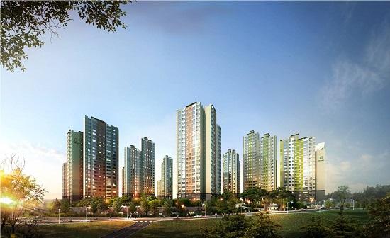 비규제 서산 대산 개발 이어져… 한성필하우스 아파트 분양
