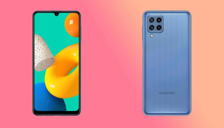 '20만원대' 삼성 대용량 보급형폰 '갤럭시M32' 인도 출시… 28일 판매시작