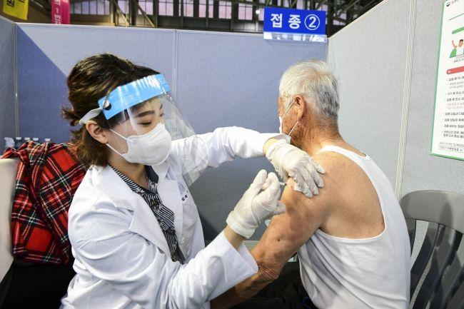 남원시, 코로나19 백신 접종률 40% 돌파