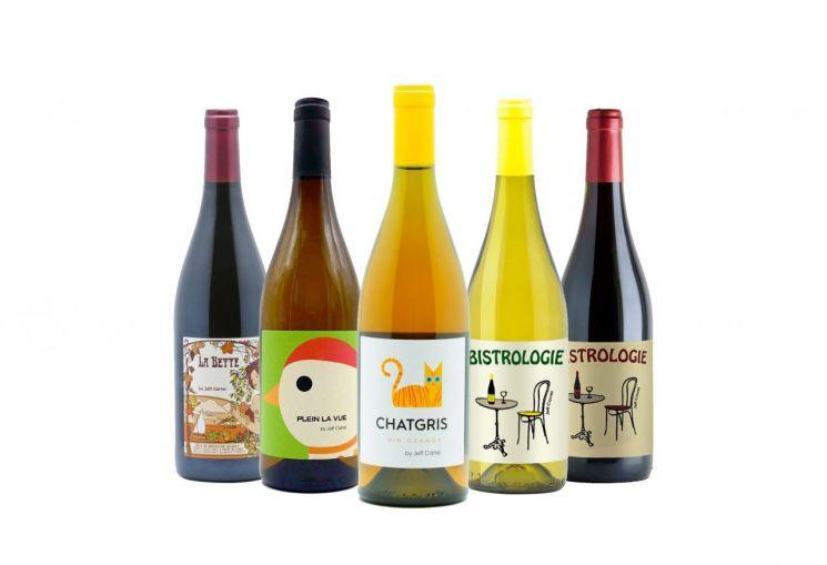하이트진로는 프랑스 남부 지역에서 생산된 '제프 까렐' 와인 13종을 출시한다고 밝혔다. 사진은 제프 까렐 와인. (사진제공=하이트진로)