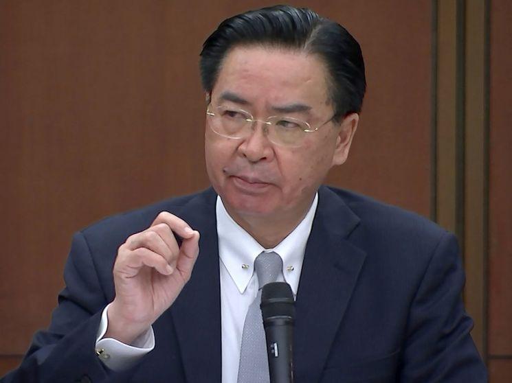 우자오셰 대만 외교부장