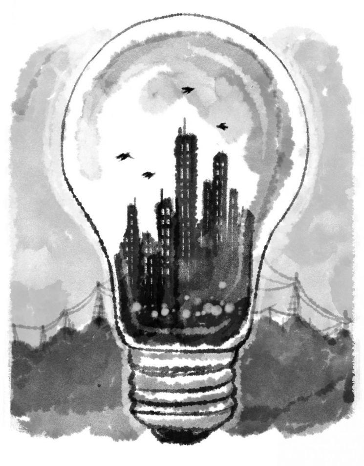 [최준영의 도시순례]전기의 시대와 도시