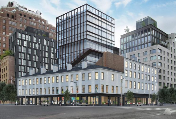 이지스운용, 뉴욕 맨하탄 '미트패킹플라자' 1억3000만달러 투자