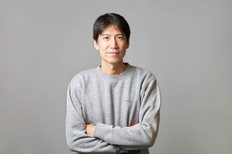 박홍민 핀다 공동설립자 및 대표. [사진제공 = 핀다]
