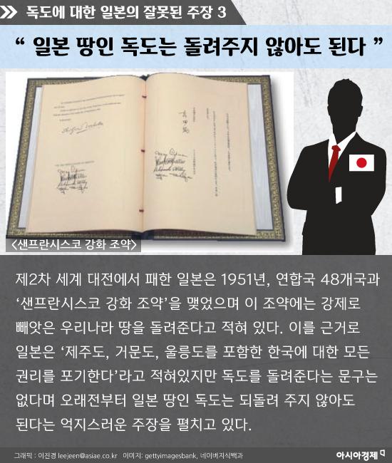 [모션카드뉴스]일본이 '독도'를 자기네 땅이라고 우겨도 우리 땅인 결정적인 이유