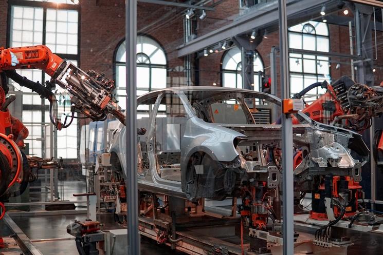 로봇산업 시장. ⓒUnsplash