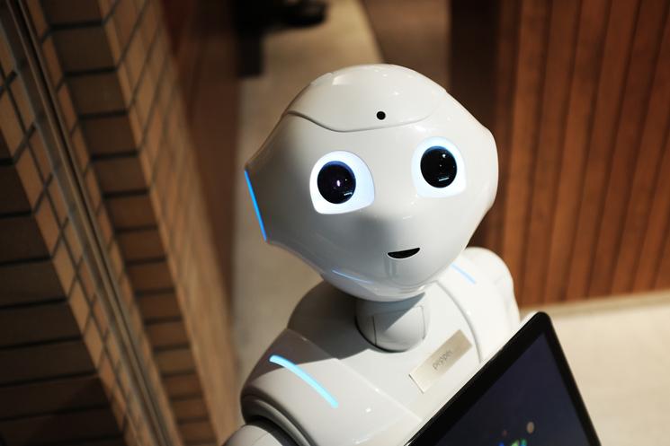 휴머노이드 로봇 '페퍼'. ⓒUnsplash