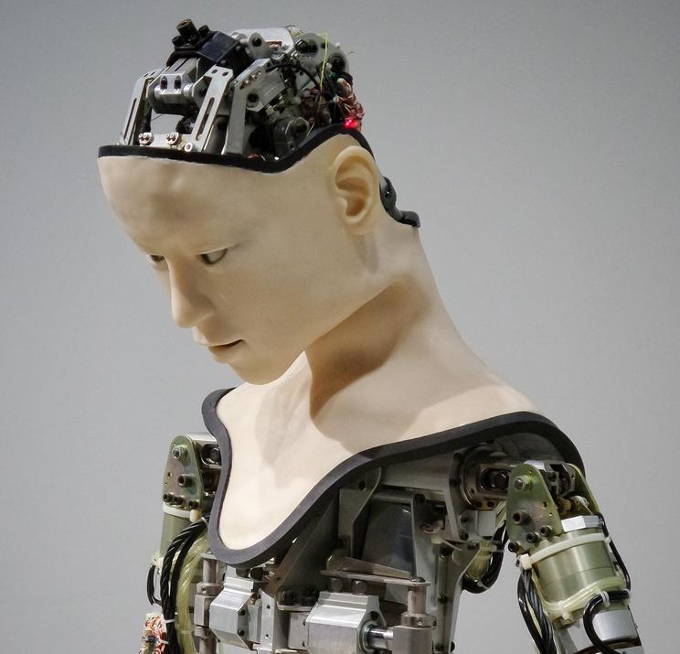 사람과 흡사한 로봇의 모습에 부정적인 감정을 느낀다는 '불쾌한 골짜기' 현상. ⓒUnsplash