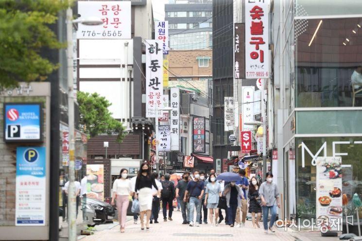 [속보]경기선행지수 13개월 연속 상승…21년10개월만 최장