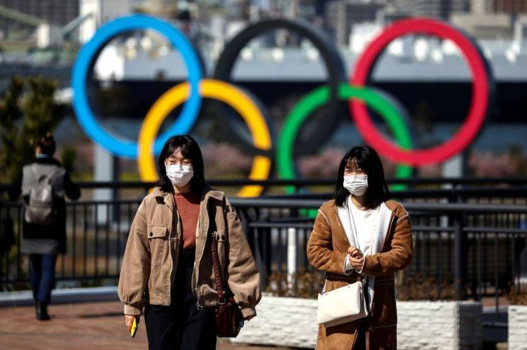 올림픽 개최지 日 도쿄 코로나 확진자 1000명 육박…58일만에 최다