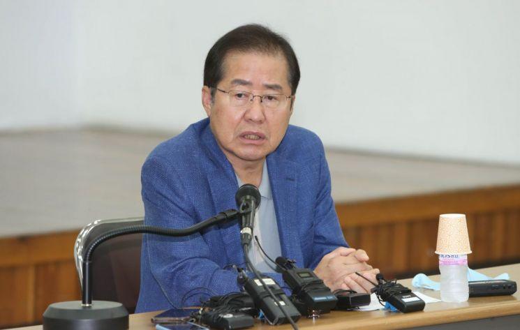 홍준표 국민의힘 의원 / 사진=연합뉴스