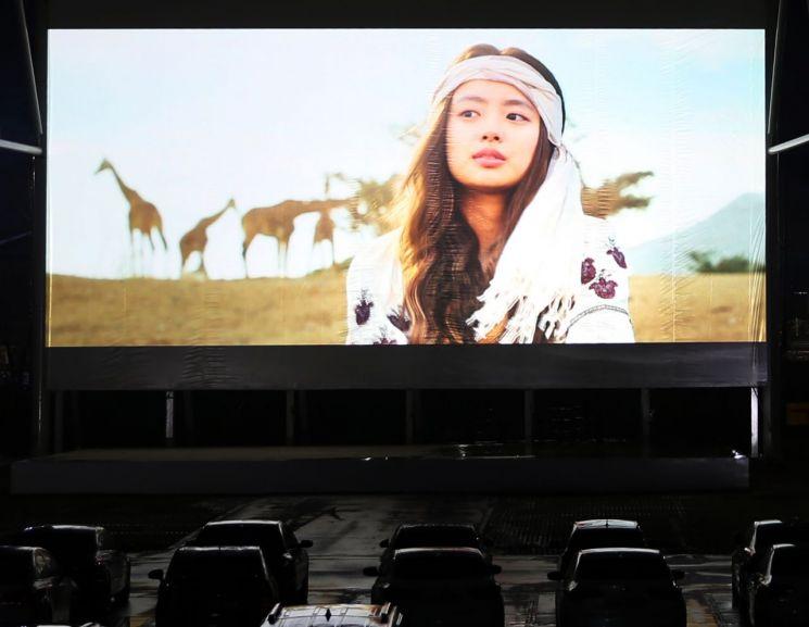 올해 피서는 '짜릿 액션·오싹 공포' 함평자동차극장에서