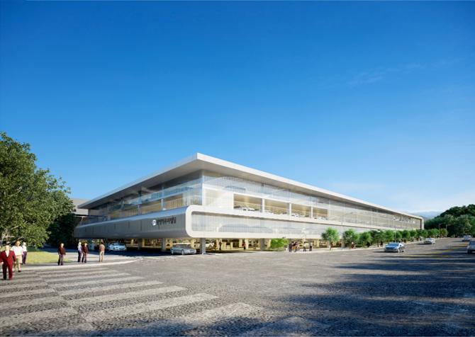 KTX 이용객을 위한 편리하고 안전한 새 주차장 '광명역 B주차 빌딩' 인기