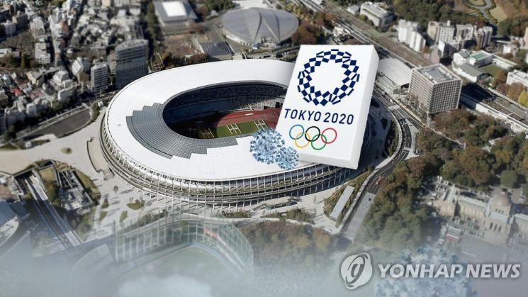 도쿄올림픽 주 경기장 [이미지출처=연합뉴스]