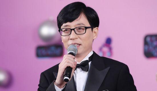 유퀴즈의 MC 개그맨 유재석. 사진=tvN